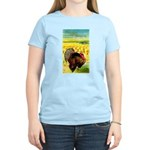 Harvest Thanksgiving Women's Light T-Shirt