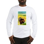 Harvest Thanksgiving Long Sleeve T-Shirt