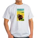 Harvest Thanksgiving Light T-Shirt