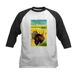 Harvest Thanksgiving Kids Baseball Jersey
