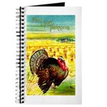 Harvest Thanksgiving Journal