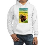 Harvest Thanksgiving Hooded Sweatshirt