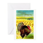 Harvest Thanksgiving Greeting Cards (Pk of 10)