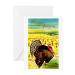 Harvest Thanksgiving Greeting Card