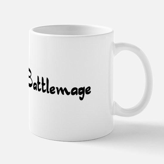 Human Battlemage Mug