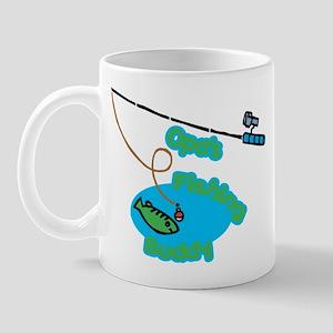 Opa's Fishing Buddy Mug