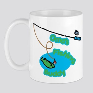Oma's Fishing Buddy Mug