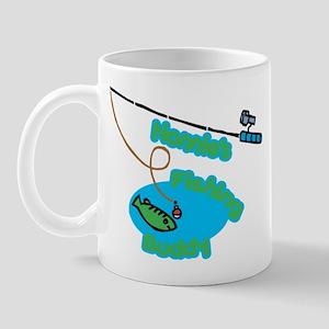 Nonnie's Fishing Buddy Mug