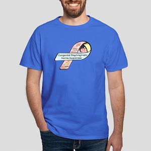 Alyssa Kessner CDH Awareness Ribbon Dark T-Shirt
