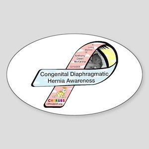 Anthony Owen McKenna CDH Awareness Ribbon Sticker
