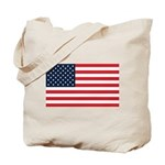 American Flag Stuff Tote Bag