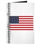 American Flag Stuff Journal