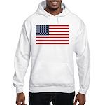 American Flag Stuff Hooded Sweatshirt