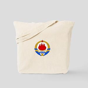 Yugoslavia Grb Tote Bag