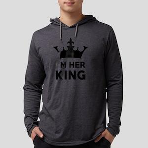 I'm her king Long Sleeve T-Shirt