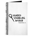 """Damned Scribbling Woman"" Journal"