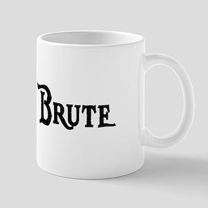 Human Brute Mug