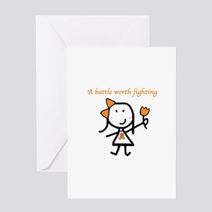 Princess Emeri Greeting Card