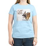 I'm not a German Shepherd! Women's Light T-Shirt