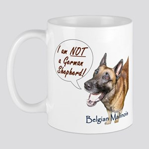I'm not a German Shepherd! Mug