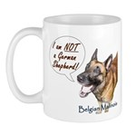 I'm not a German Shepherd! Mug