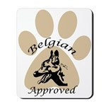 Belgian Approved Mousepad