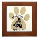 Belgian Approved Framed Tile