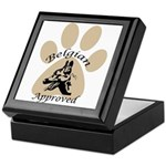 Belgian Approved Keepsake Box