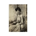 Alice Paul Rectangle Magnet