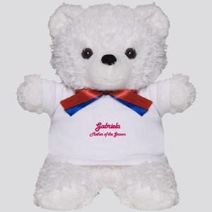 Gabriela - Mother of Groom Teddy Bear
