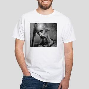 Don Quixote White T-Shirt