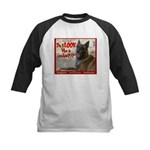 Malinois Mallomar Cookie Kids Baseball Jersey