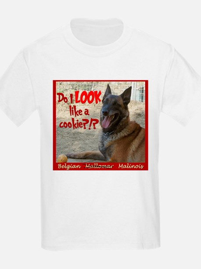 Malinois Mallomar Cookie Kids T-Shirt