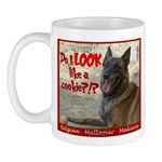 Malinois Mallomar Cookie Mug