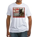 Malinois Mallomar Cookie Fitted T-Shirt