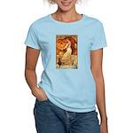 Pumpkin Head Women's Light T-Shirt