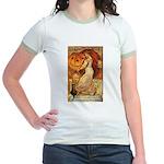 Pumpkin Head Jr. Ringer T-Shirt