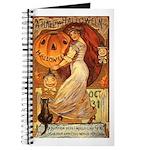 Pumpkin Head Journal