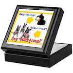 Malinois NOT Mallomar Keepsake Box