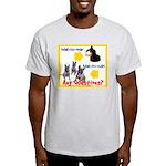 Malinois NOT Mallomar Ash Grey T-Shirt