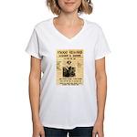 Billy The Kid Women's V-Neck T-Shirt