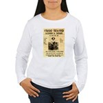 Billy The Kid Women's Long Sleeve T-Shirt