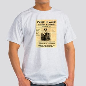 Billy The Kid Light T-Shirt