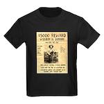 Billy The Kid Kids Dark T-Shirt