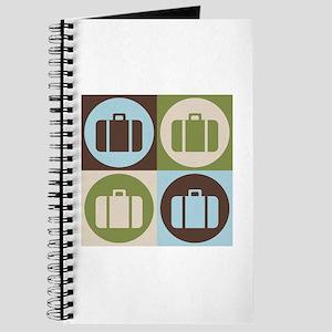 Travel Pop Art Journal