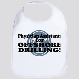 Physician Assistants For Offshore Drilling Bib