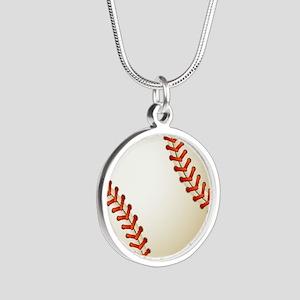 Baseball Ball Necklaces