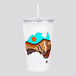 AUSSIE Acrylic Double-wall Tumbler