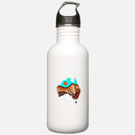 AUSSIE Water Bottle