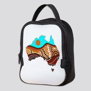 AUSSIE Neoprene Lunch Bag